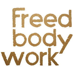 Free Bodywork Text Logo